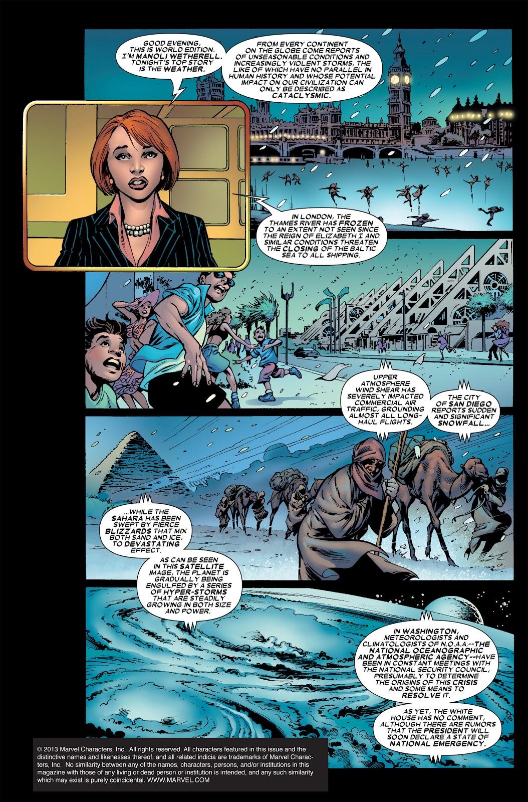 Uncanny X-Men (1963) issue 459 - Page 2
