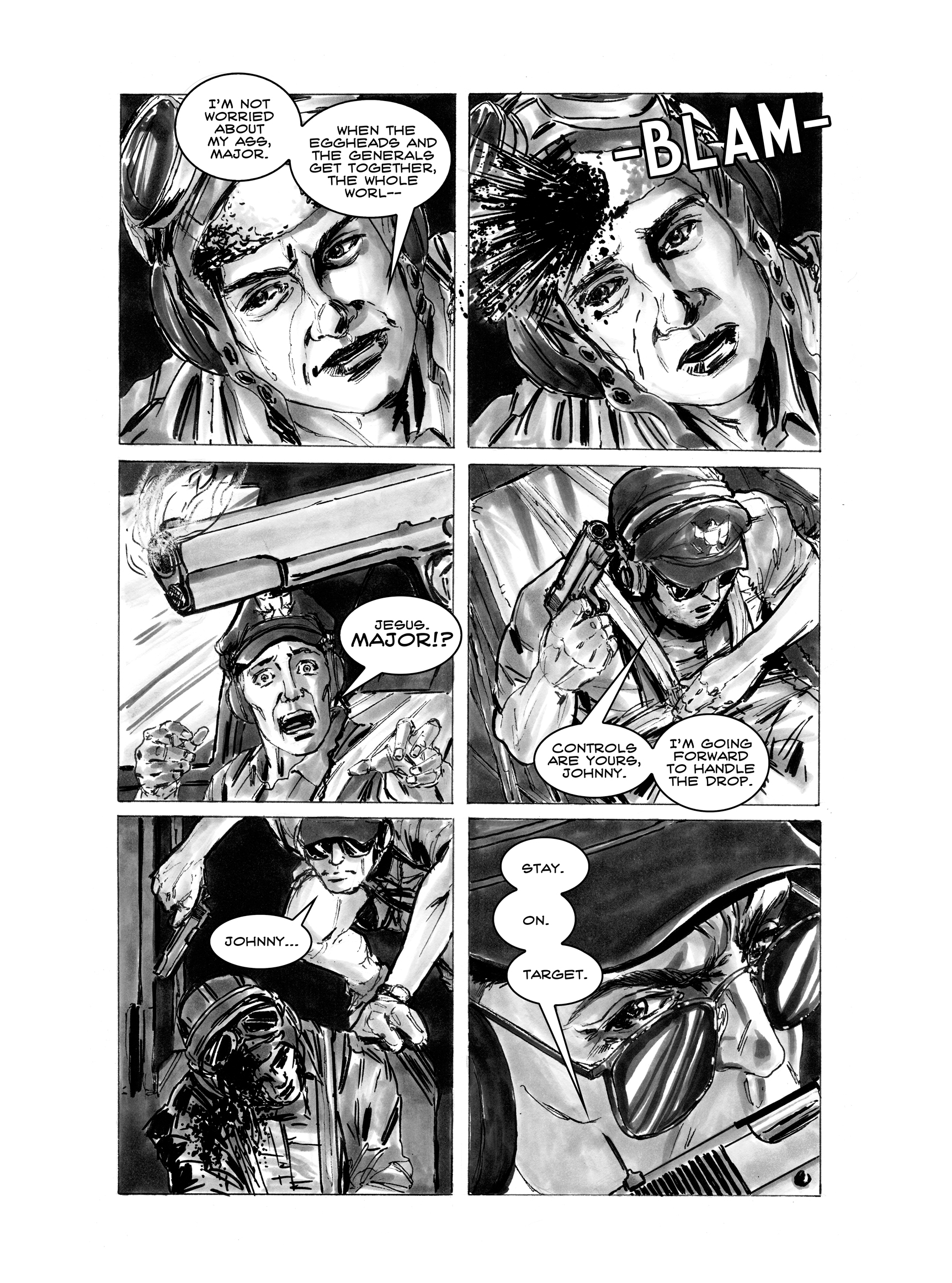 Read online FUBAR comic -  Issue #2 - 12