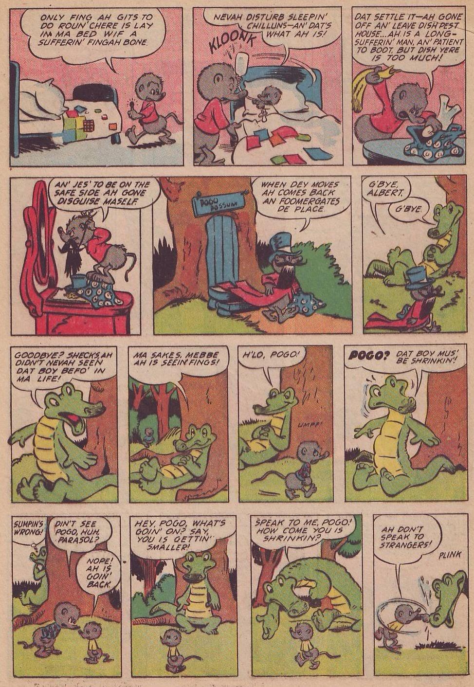 Read online Animal Comics comic -  Issue #17 - 13
