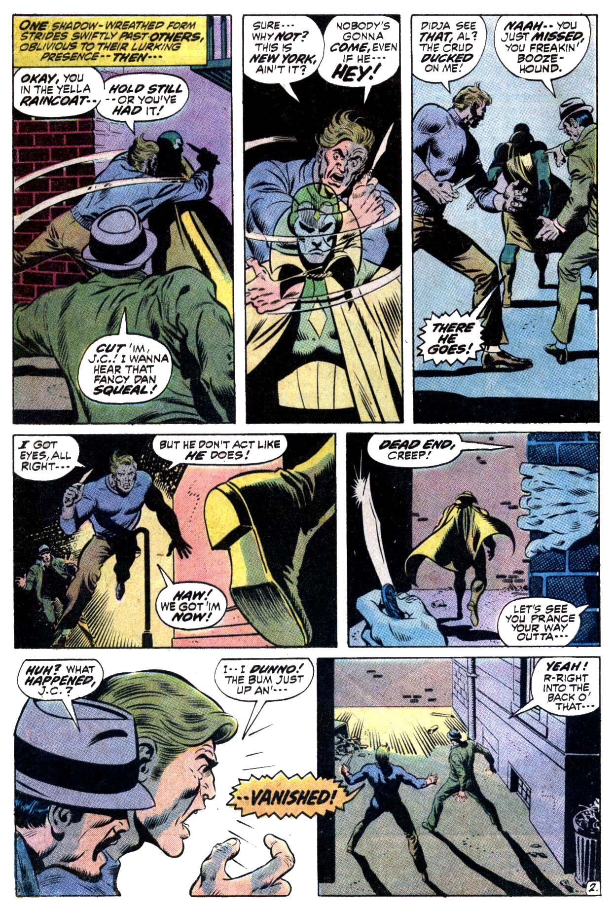 The Avengers (1963) 102 Page 2