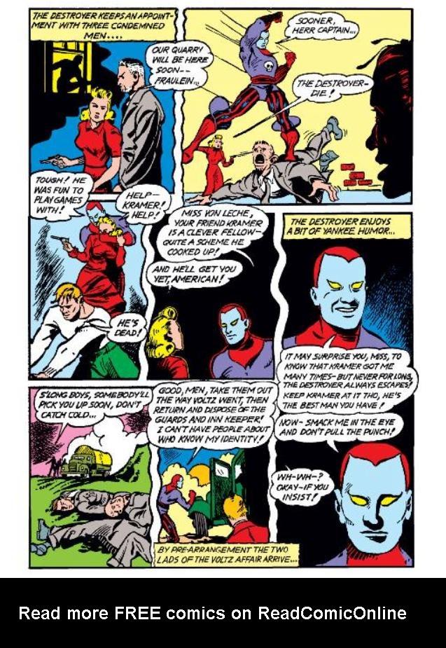 Read online All-Winners Comics comic -  Issue #5 - 65