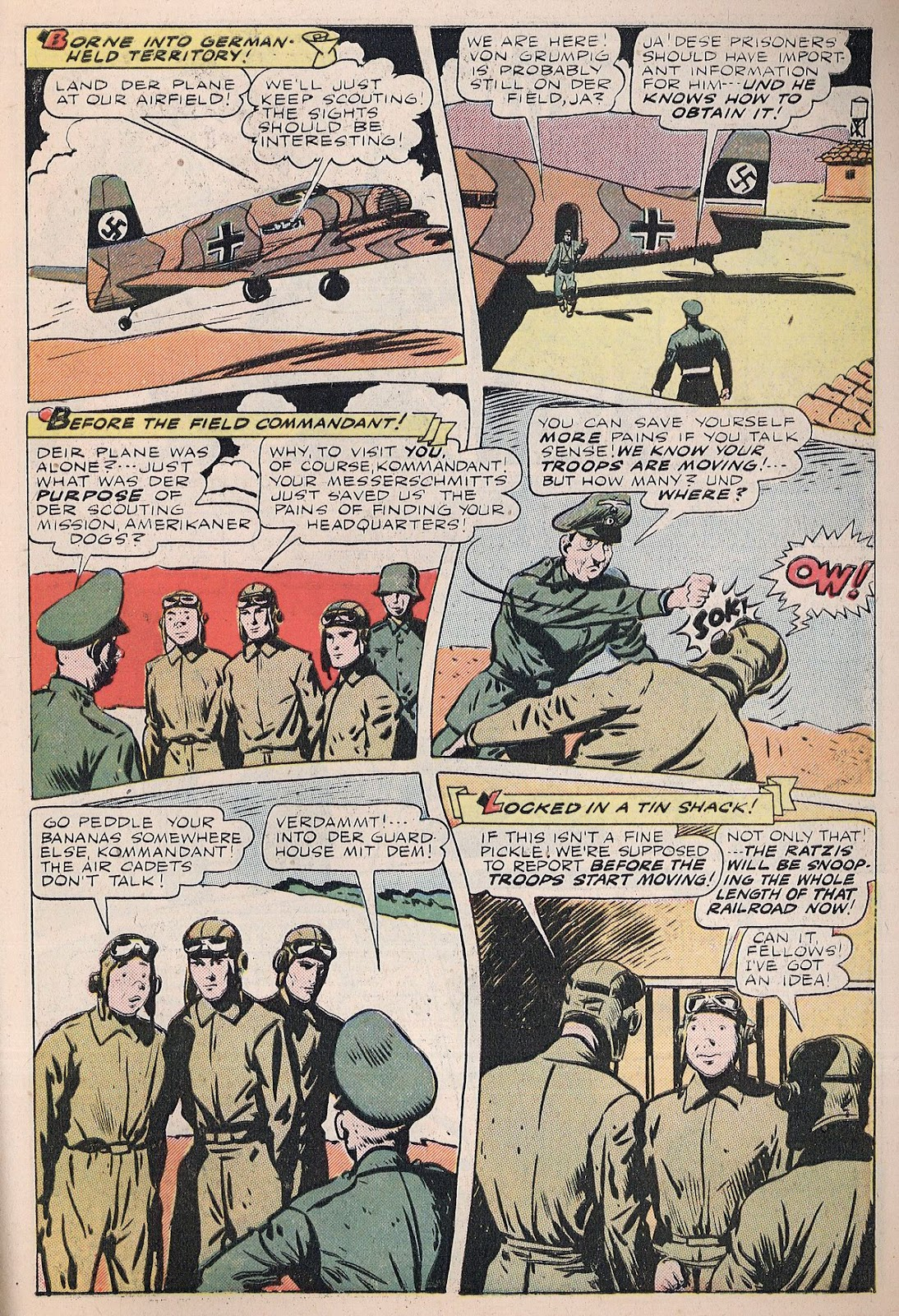 Exciting Comics (1940) issue 38 - Page 47