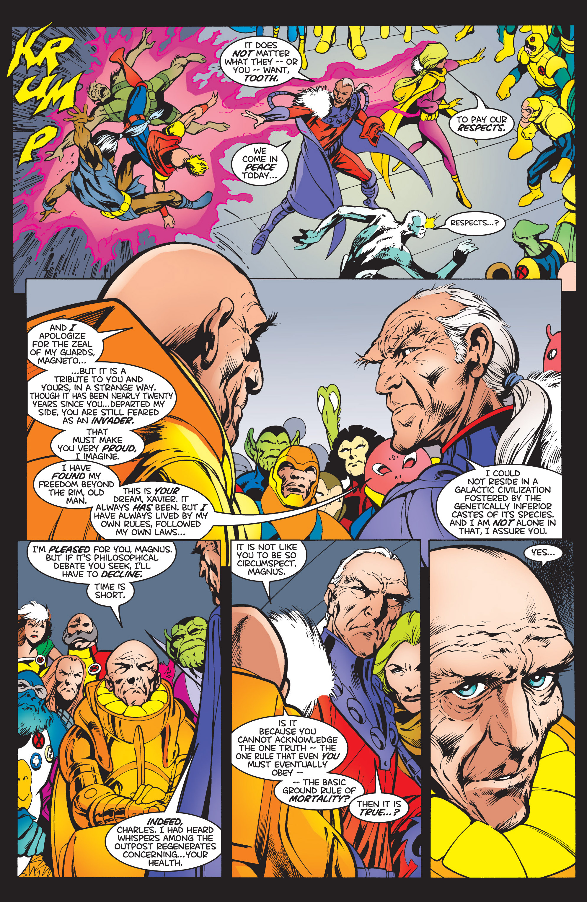 X-Men (1991) 98 Page 9