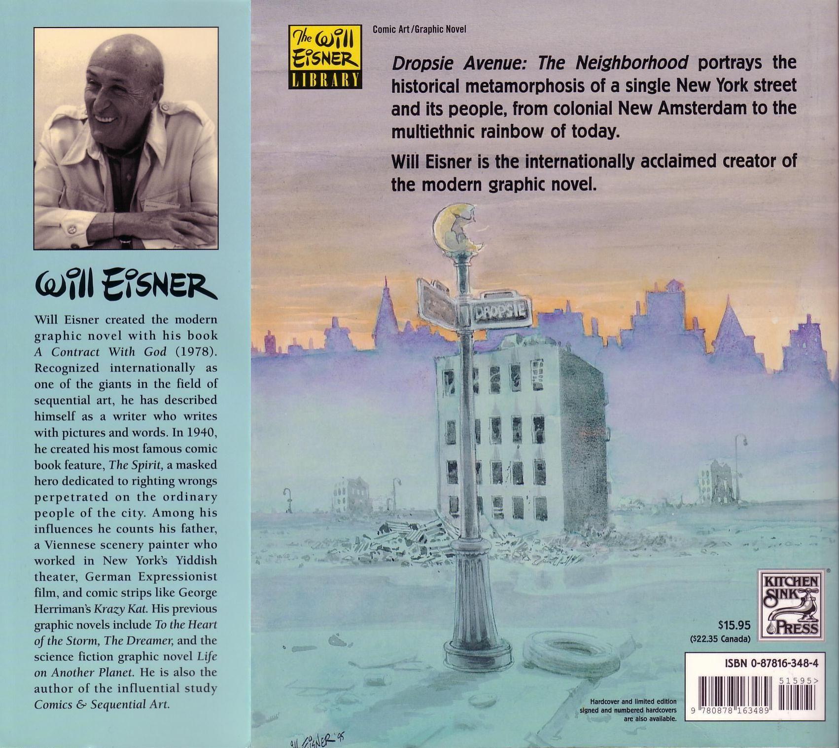 Read online Dropsie Avenue, The Neighborhood comic -  Issue # Full - 173