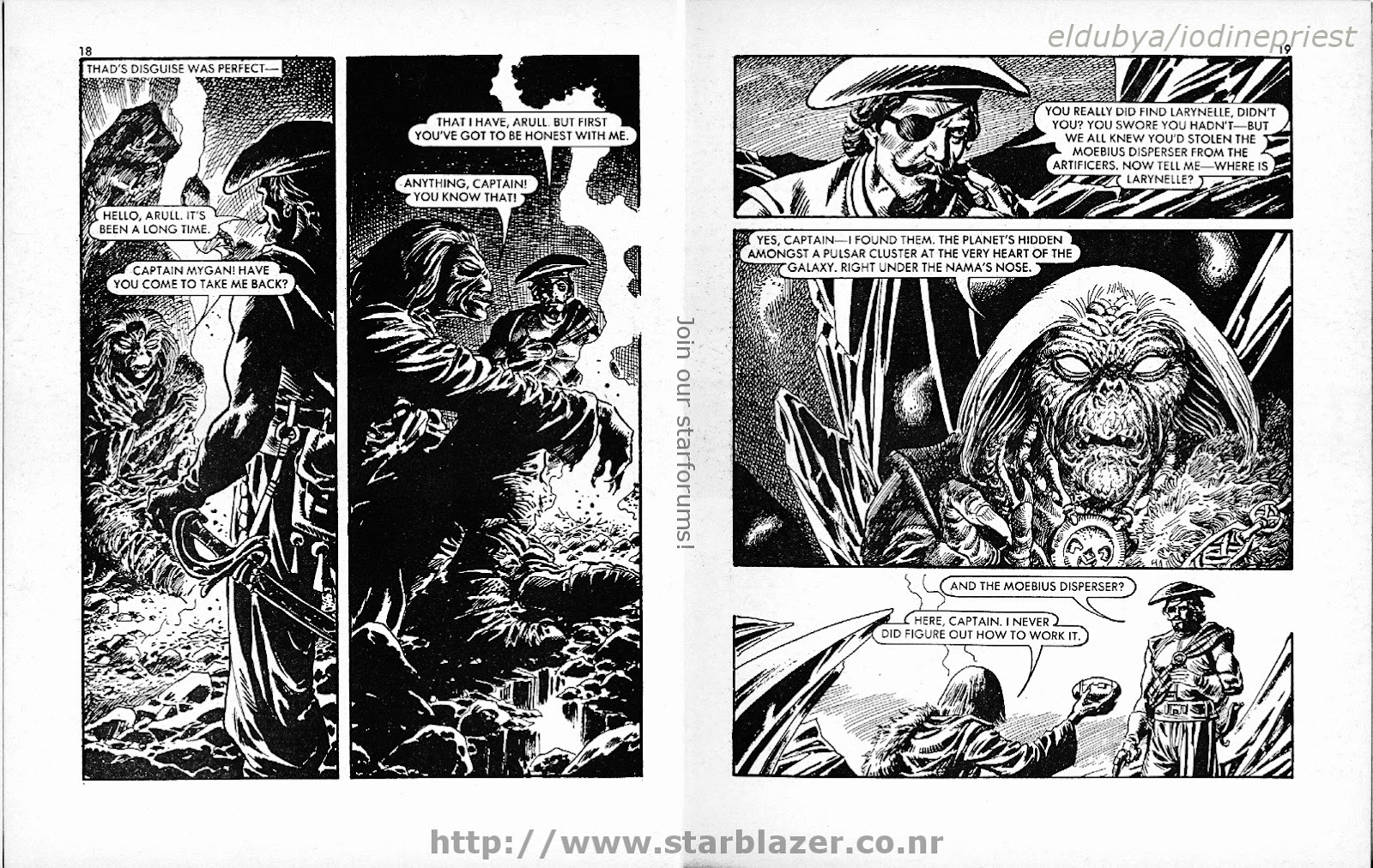 Starblazer issue 141 - Page 11