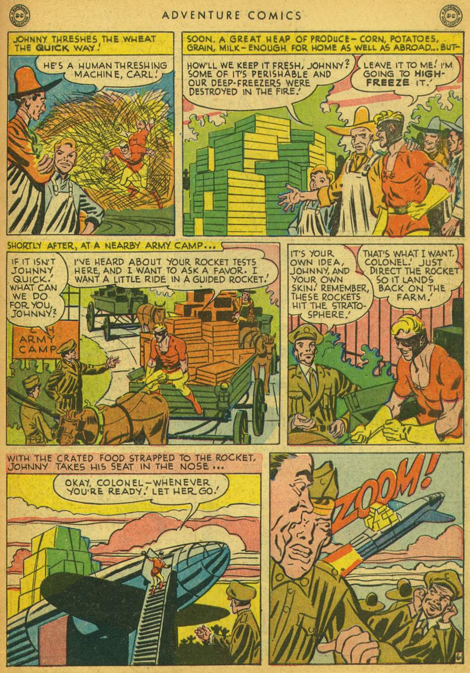 Read online Adventure Comics (1938) comic -  Issue #128 - 43