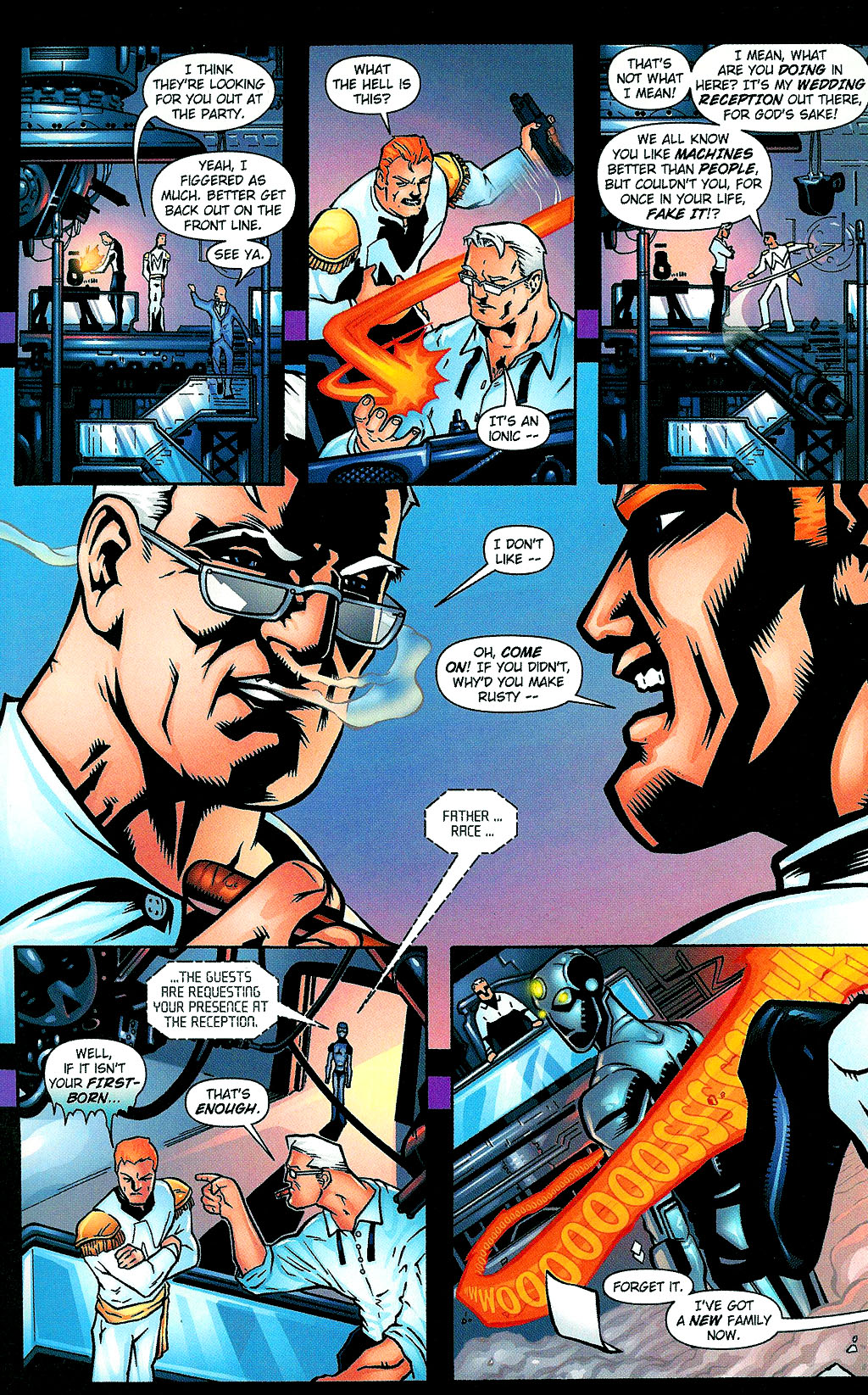 Read online Noble Causes (2002) comic -  Issue #1 - 13