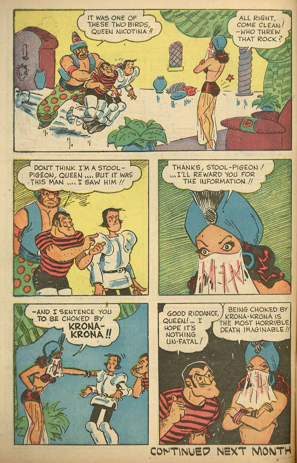 Read online Famous Funnies comic -  Issue #148 - 48