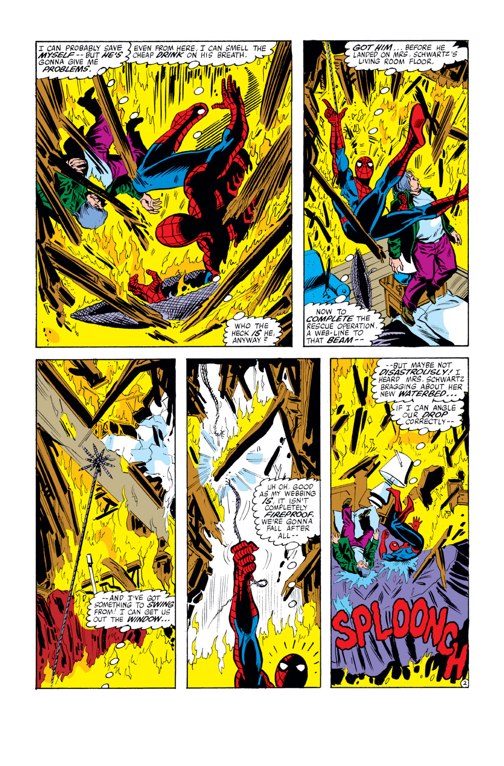 The Amazing Spider-Man (1963) 214 Page 2