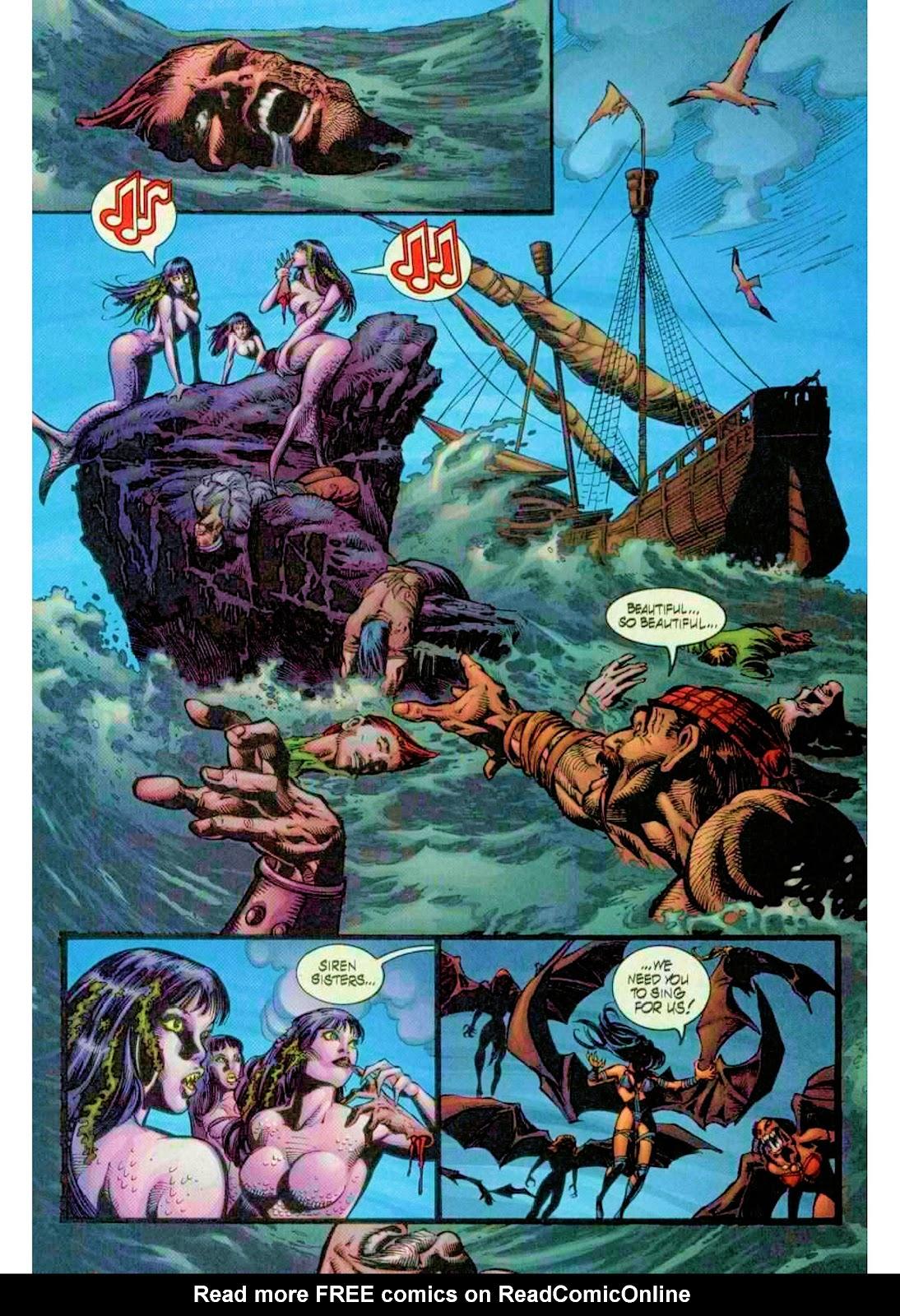 Xena: Warrior Princess (1999) Issue #11 #11 - English 20