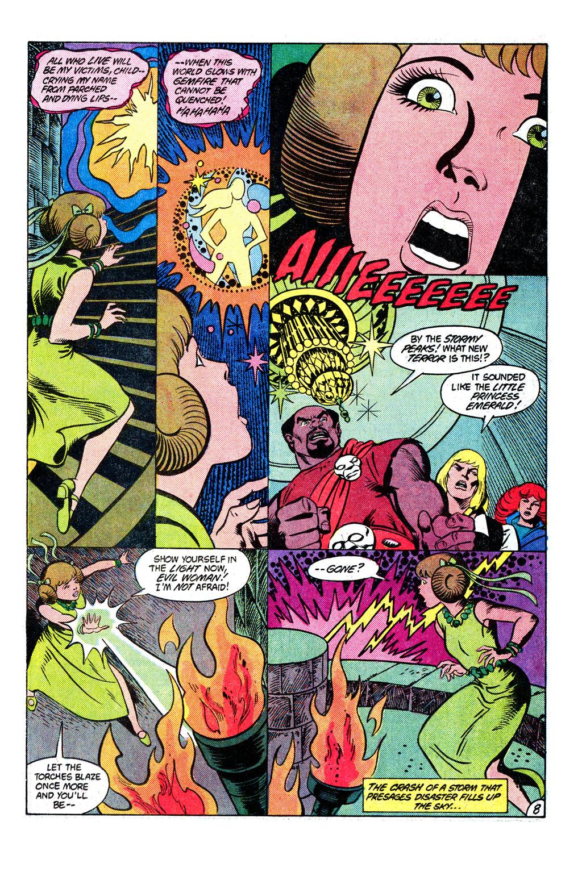 Read online Amethyst, Princess of Gemworld comic -  Issue # _Annual 1 - 9