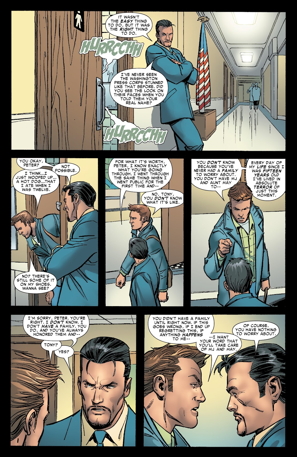 The Amazing Spider-Man by JMS Ultimate Collection issue TPB 5 (Part 2) - Page 1