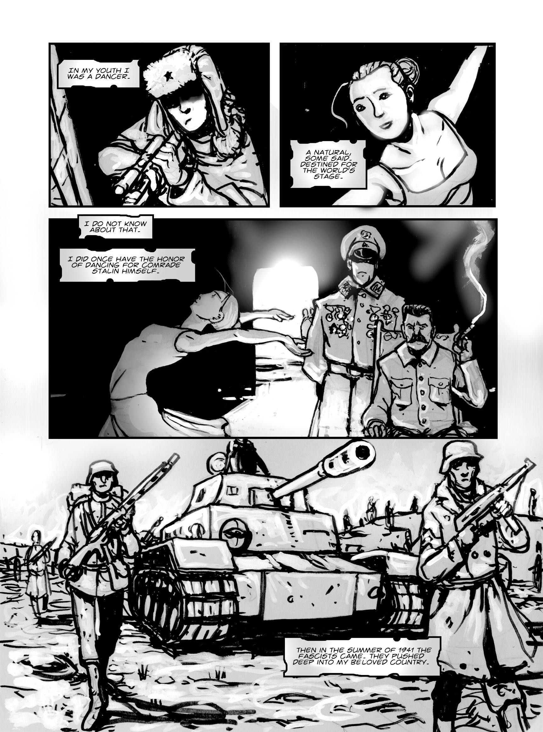 Read online FUBAR comic -  Issue #1 - 76