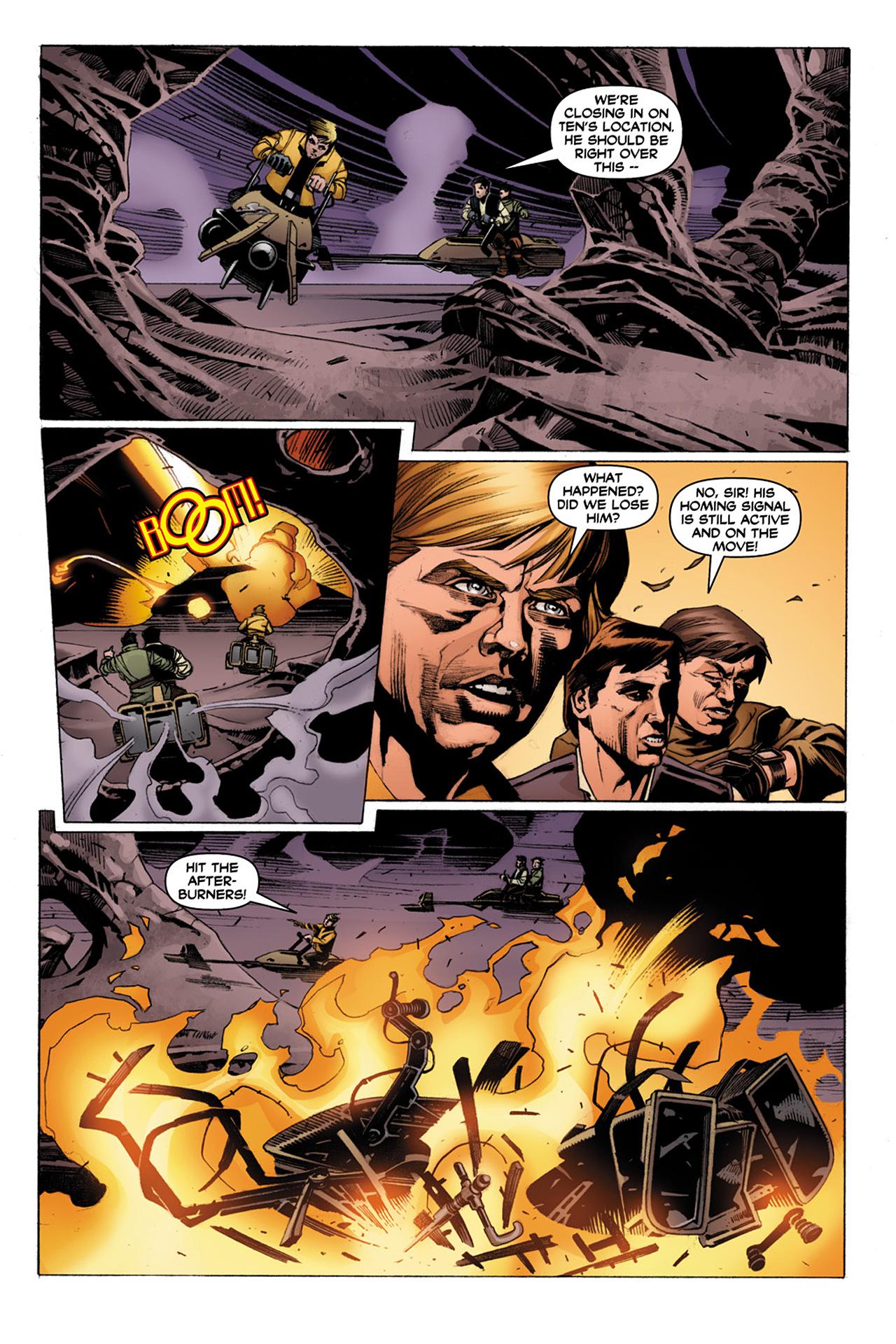 Read online Star Wars Omnibus comic -  Issue # Vol. 1 - 39