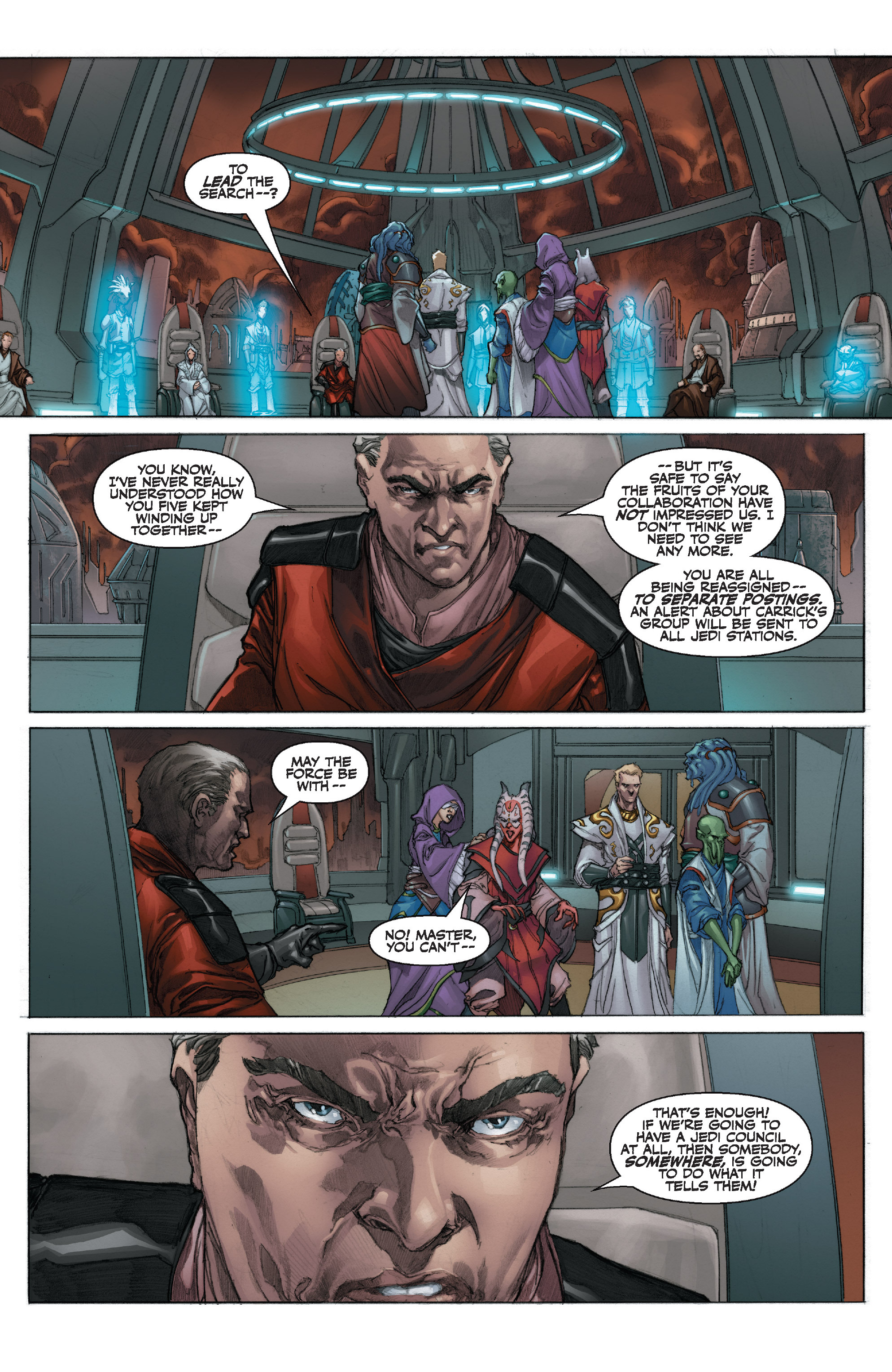 Read online Star Wars Omnibus comic -  Issue # Vol. 29 - 221