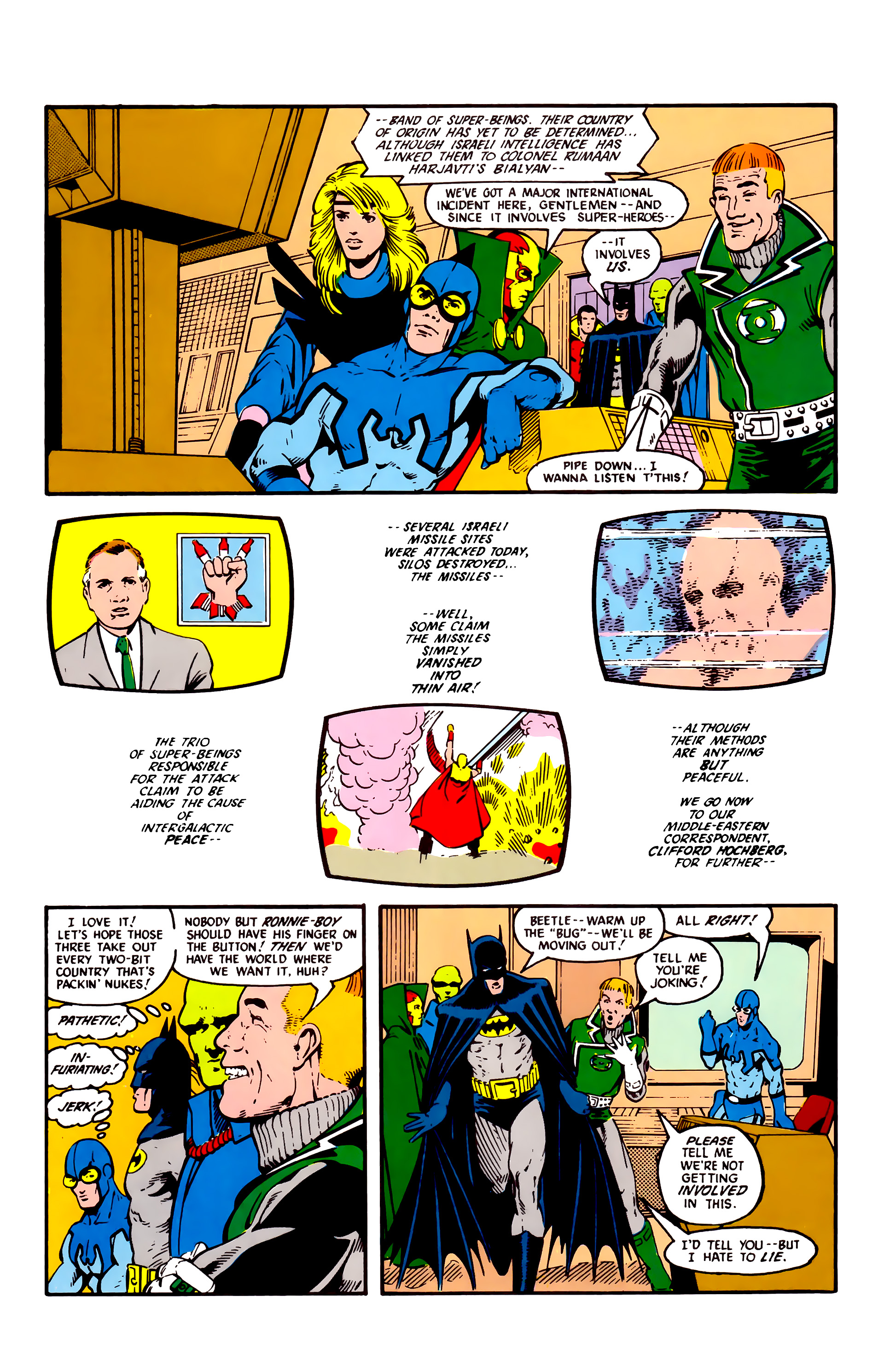 Read online Justice League (1987) comic -  Issue #2 - 14