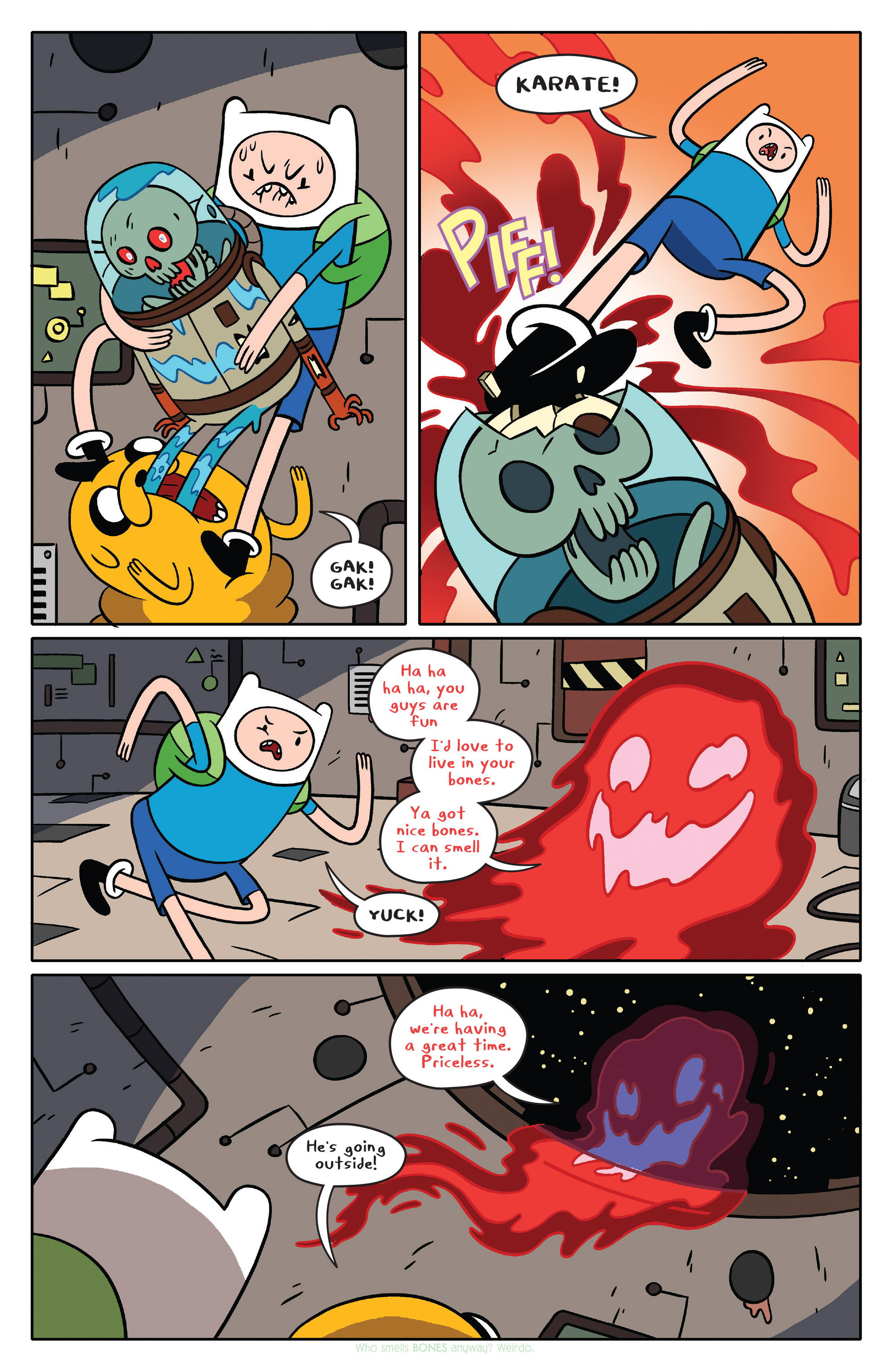 Read online Adventure Time comic -  Issue #36 - 9