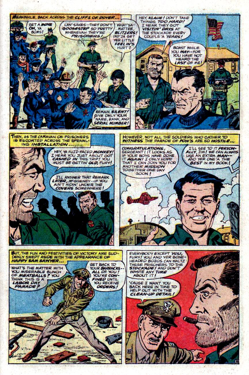 Read online Sgt. Fury comic -  Issue #48 - 26