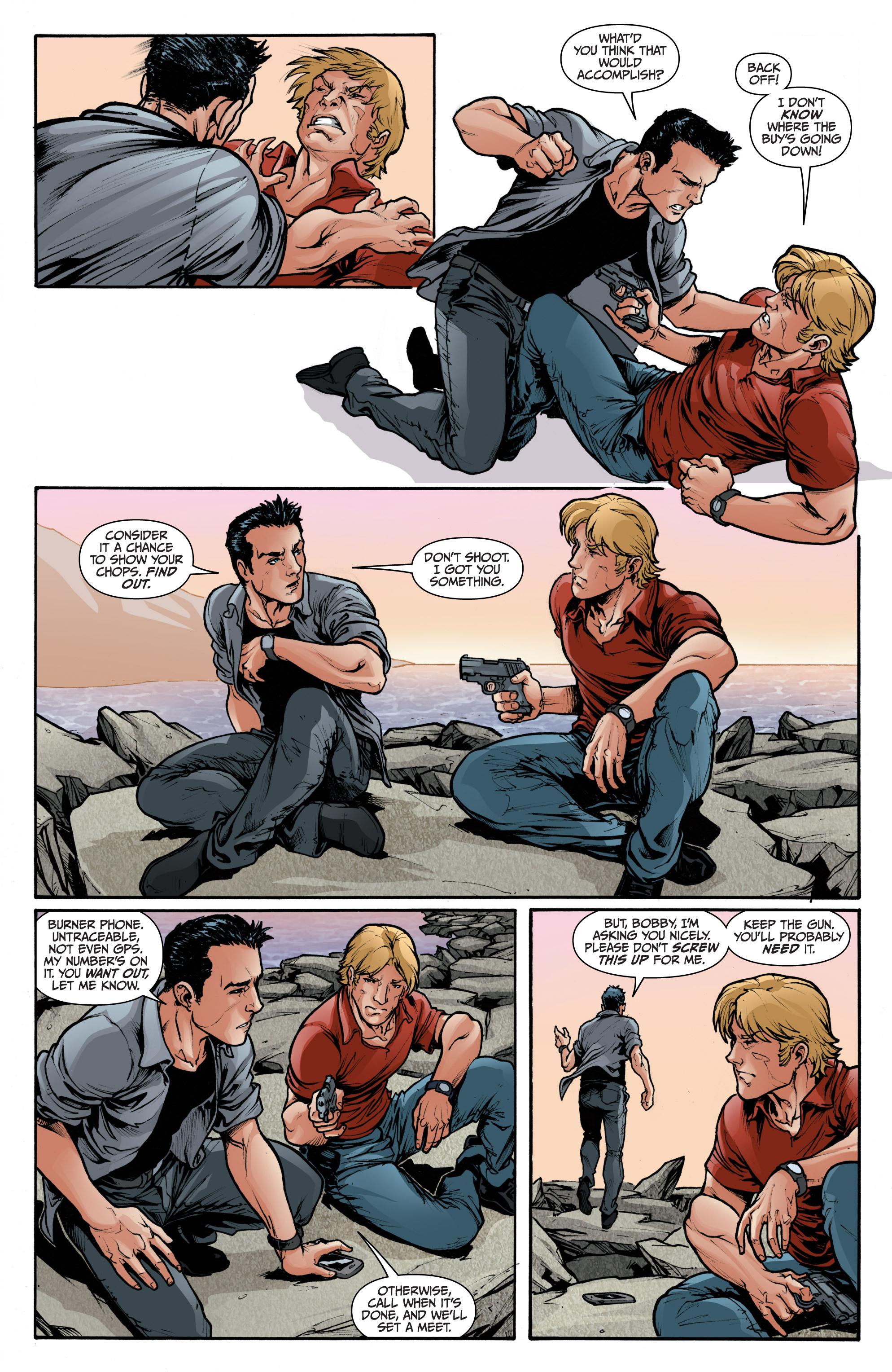 Read online 3 Guns comic -  Issue #2 - 9