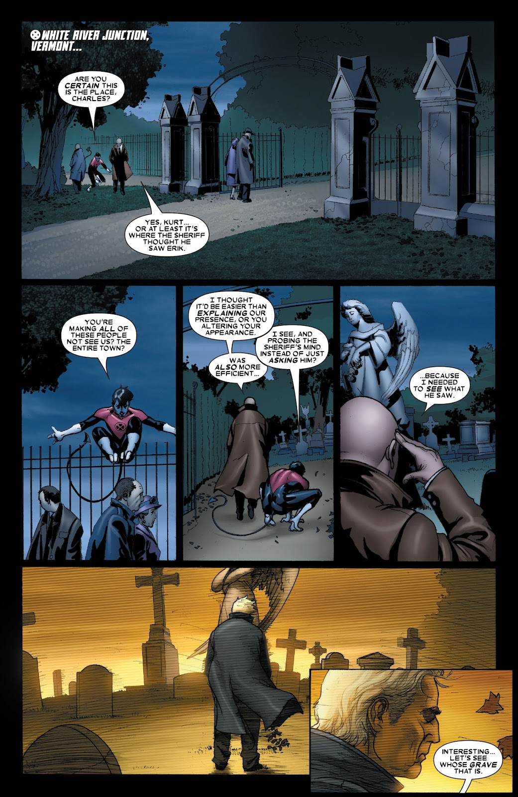 Uncanny X-Men (1963) issue 489 - Page 10