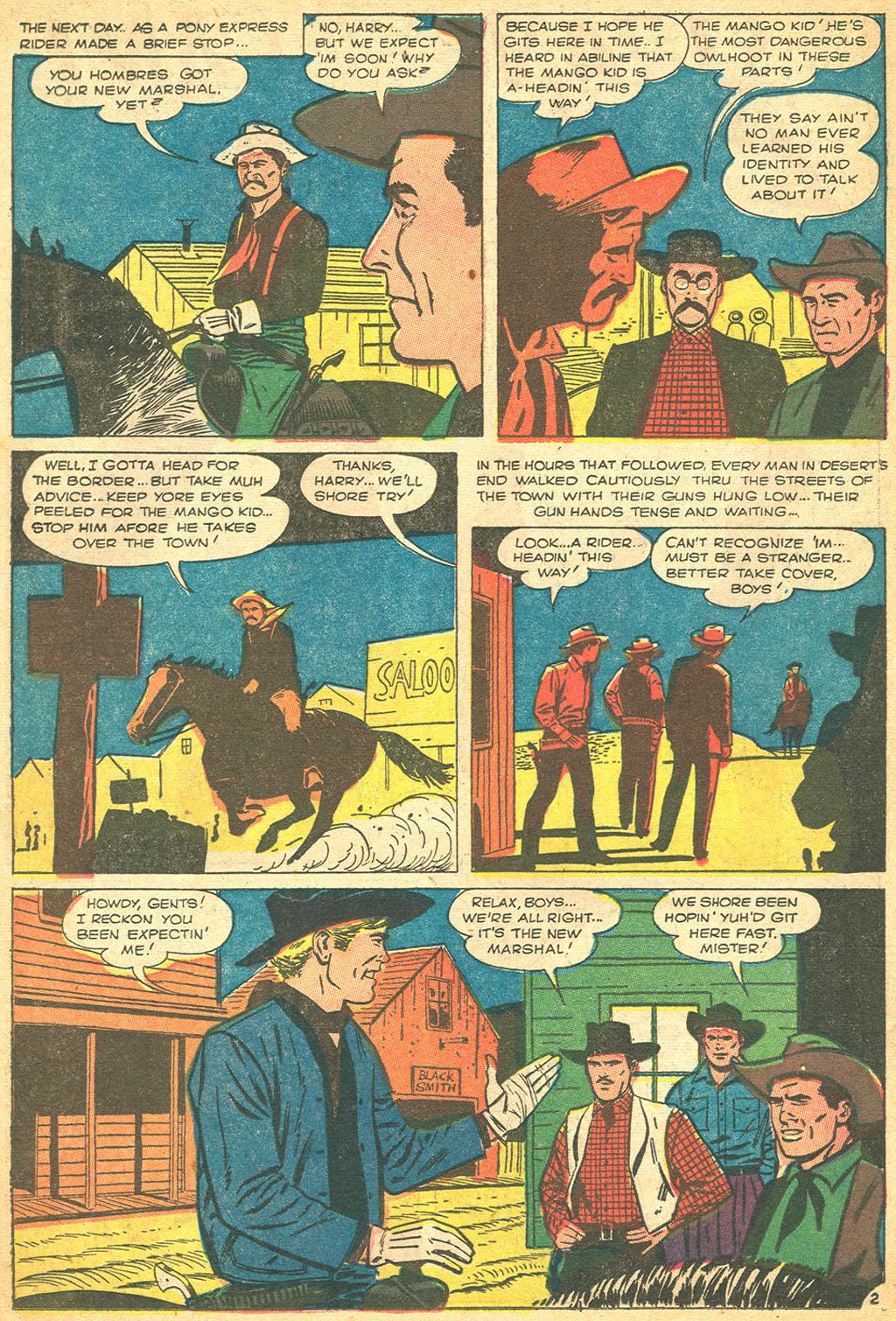 Read online Two-Gun Kid comic -  Issue #37 - 22