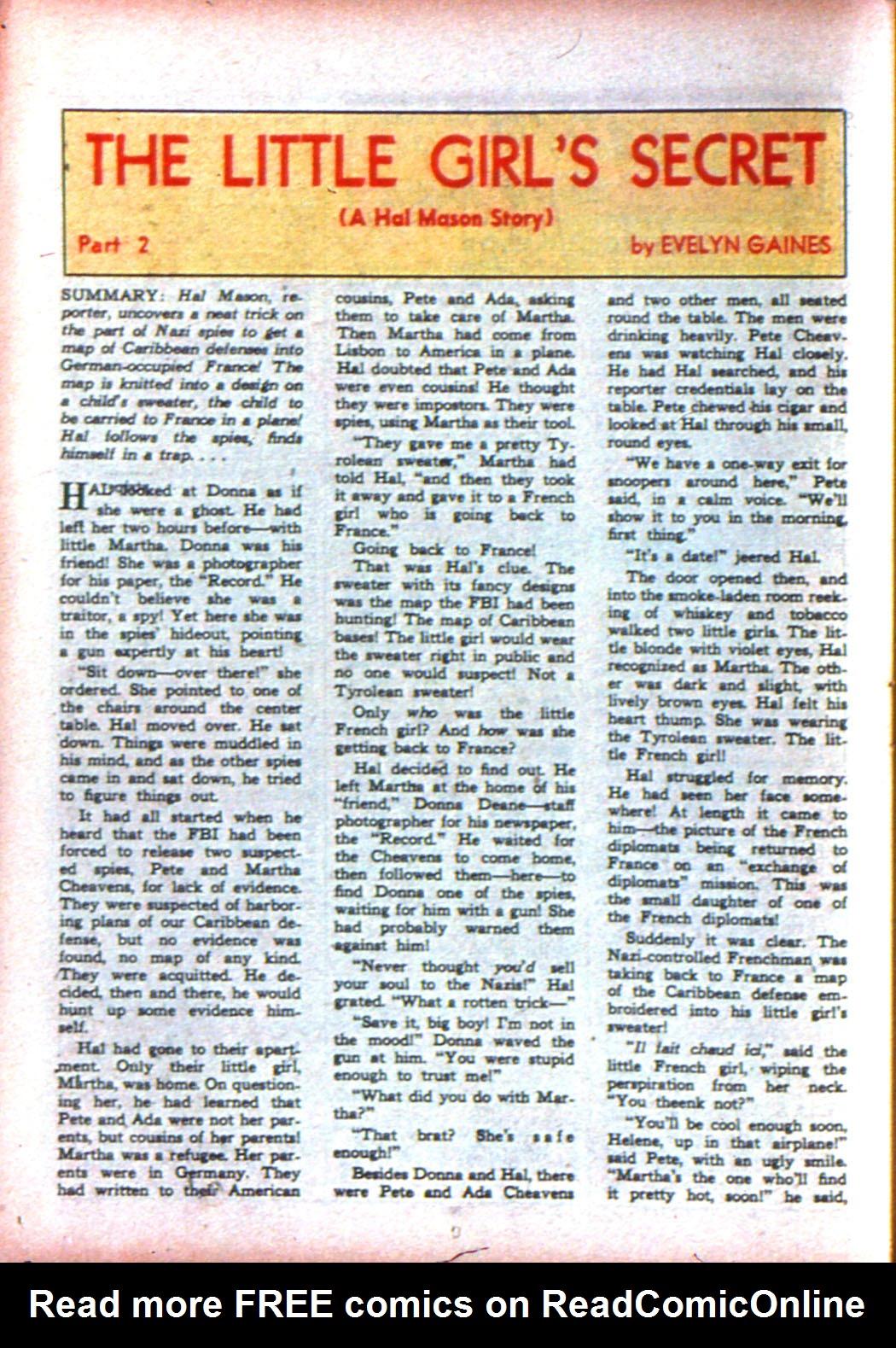 Read online Sensation (Mystery) Comics comic -  Issue #15 - 48