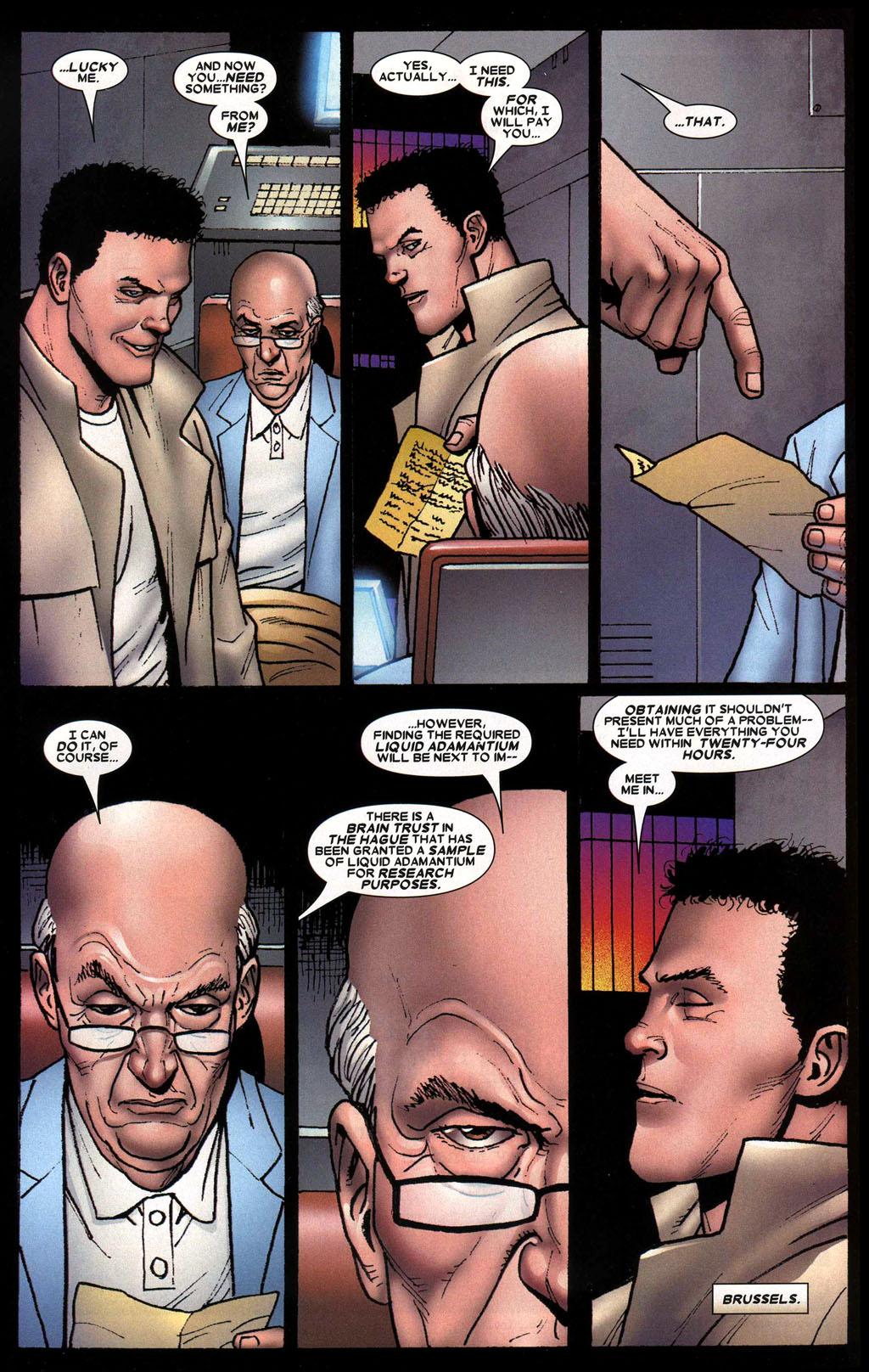 Read online Wolverine: Origins comic -  Issue #12 - 18