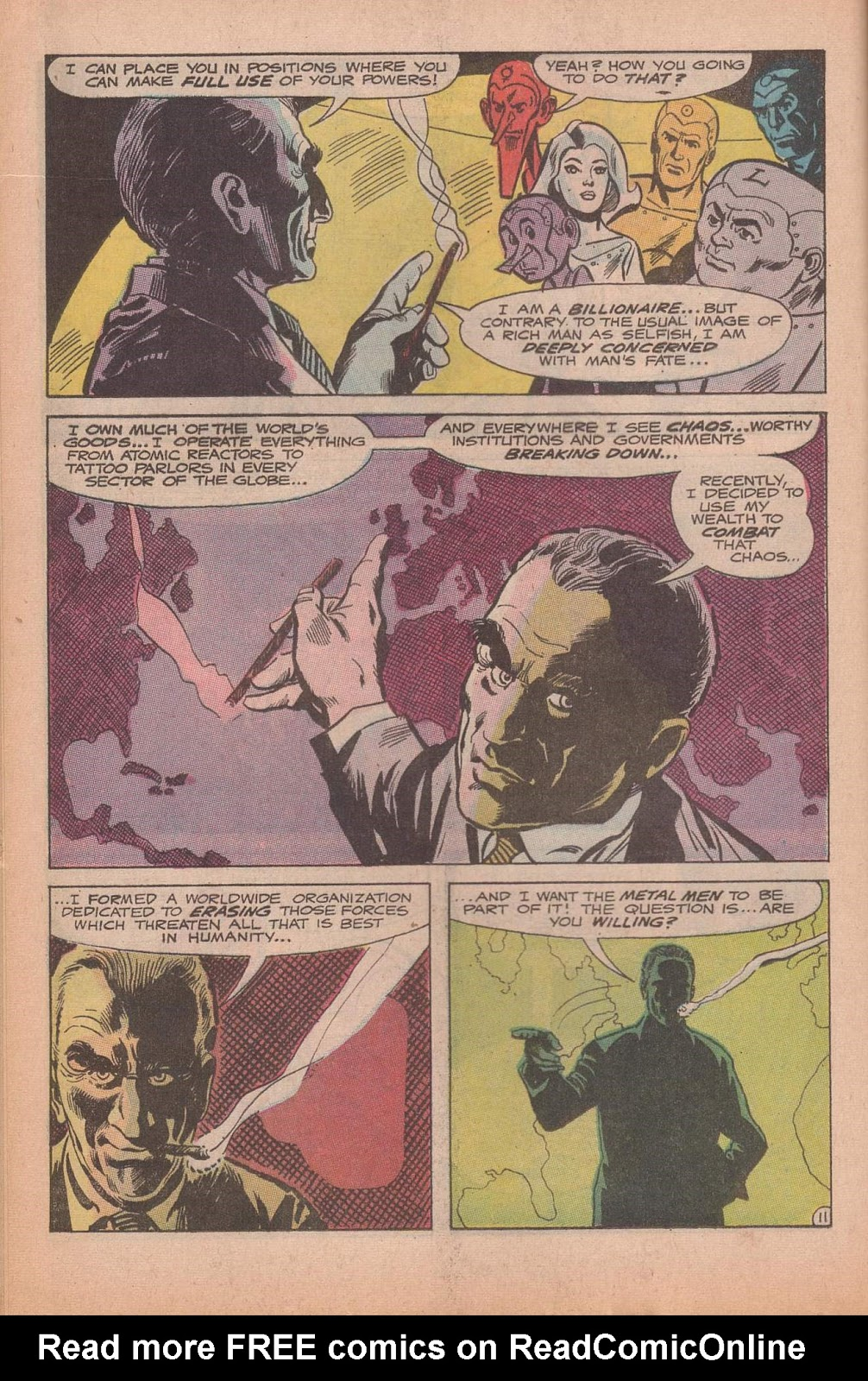 Metal Men (1963) issue 37 - Page 16