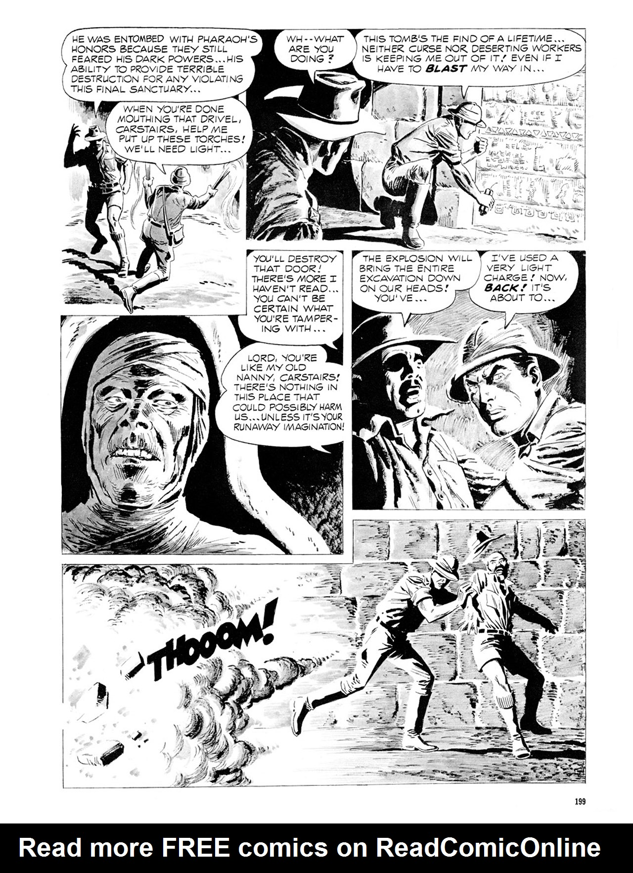 Read online Eerie Archives comic -  Issue # TPB 2 - 200