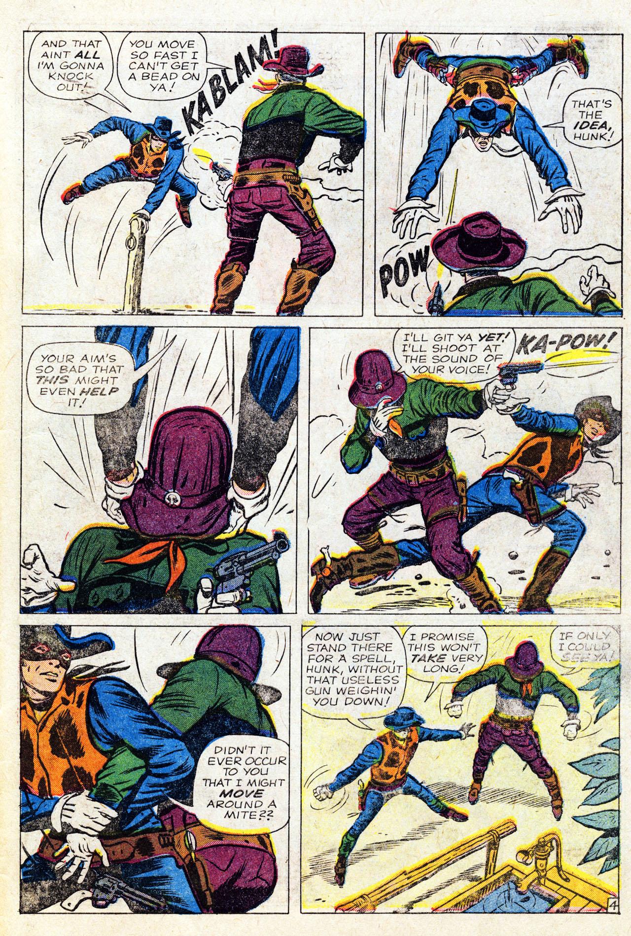 Read online Two-Gun Kid comic -  Issue #64 - 31