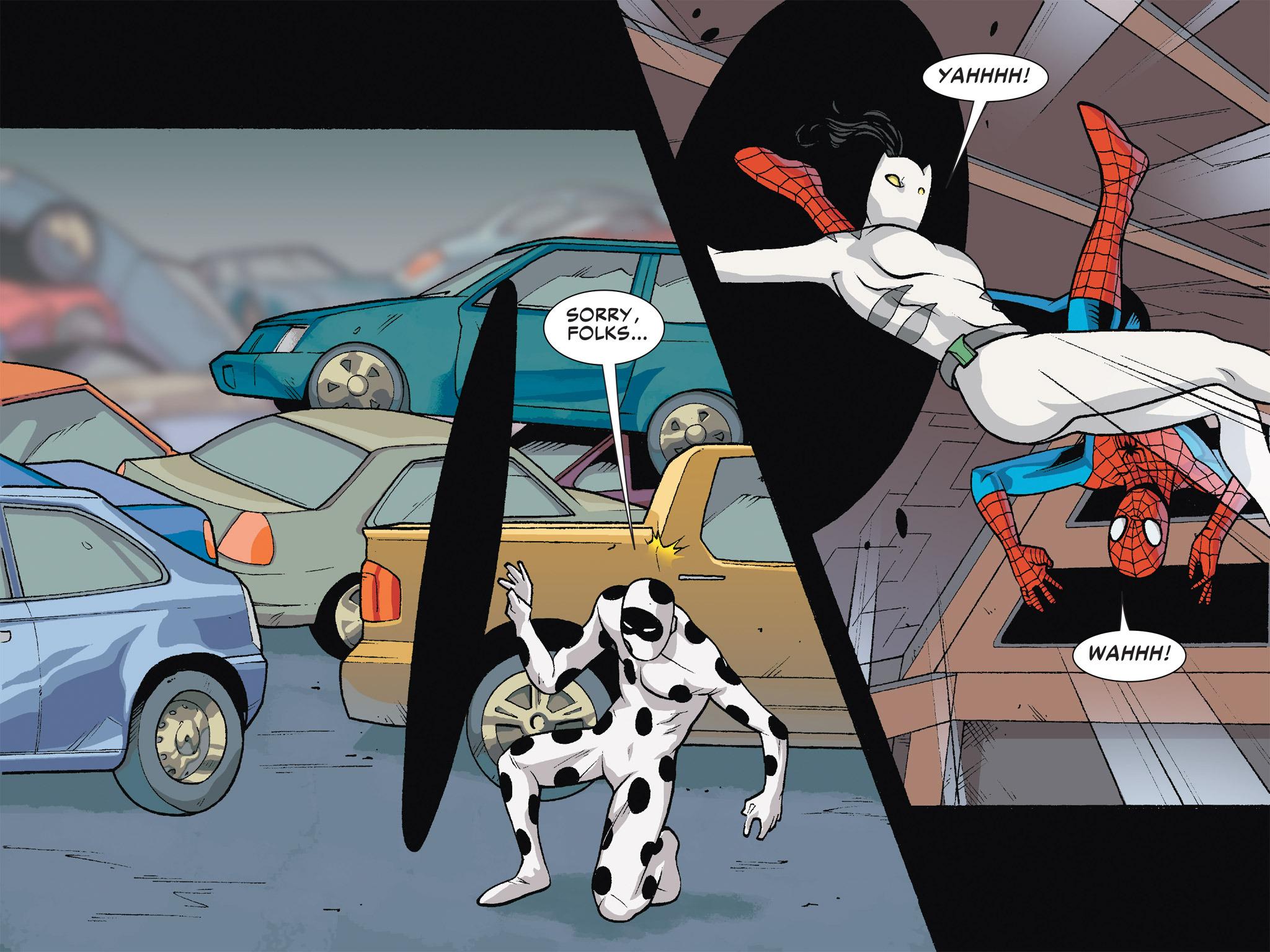 Read online Ultimate Spider-Man (Infinite Comics) (2016) comic -  Issue #6 - 35