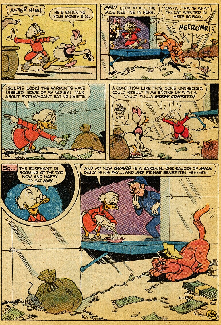 Read online Uncle Scrooge (1953) comic -  Issue #157 - 12