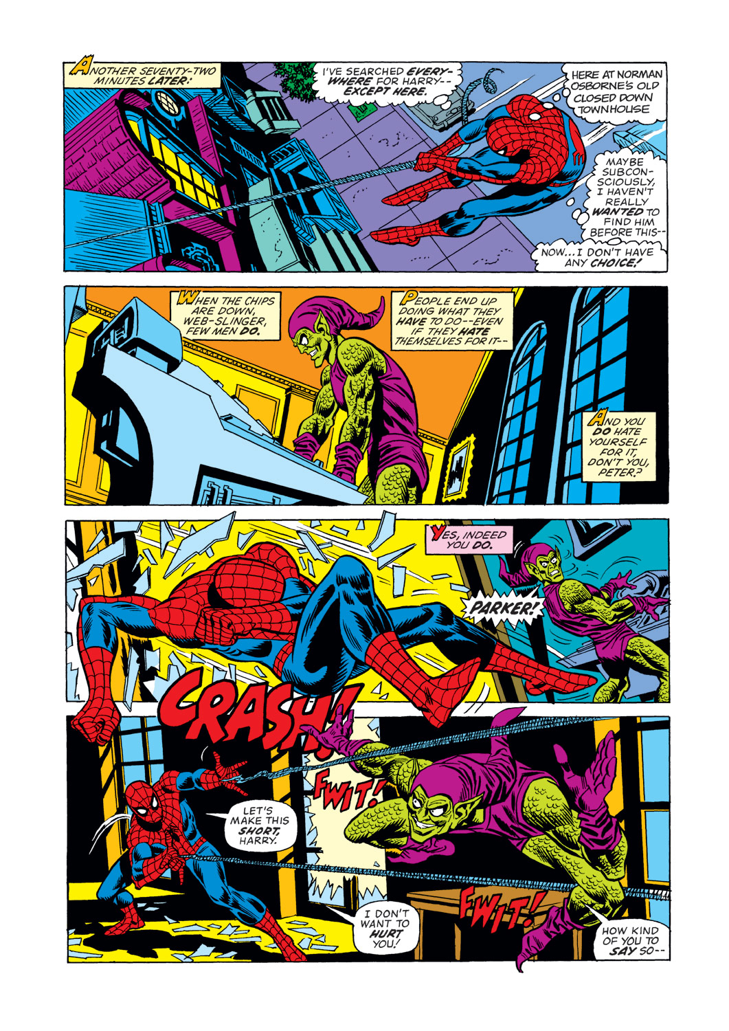 The Amazing Spider-Man (1963) 137 Page 9