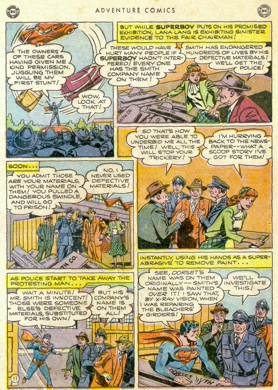 Read online Adventure Comics (1938) comic -  Issue #161 - 13
