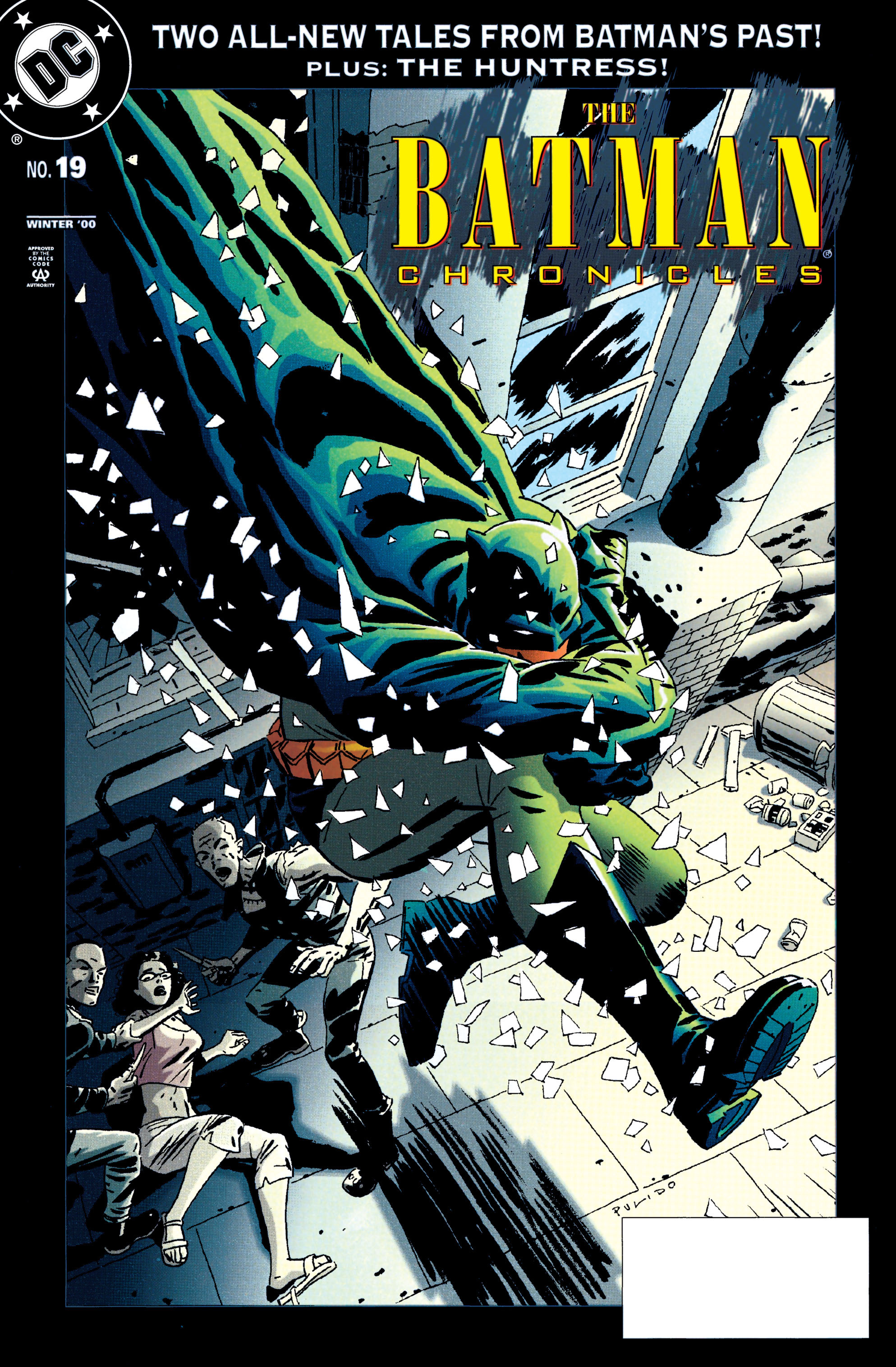 The Batman Chronicles (1995) 19 Page 1