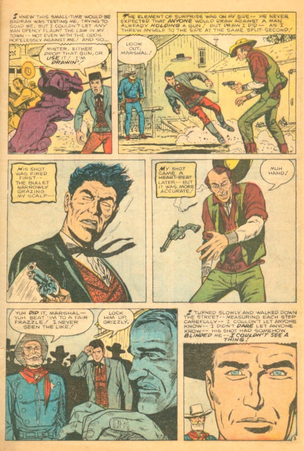 Wyatt Earp issue 21 - Page 5