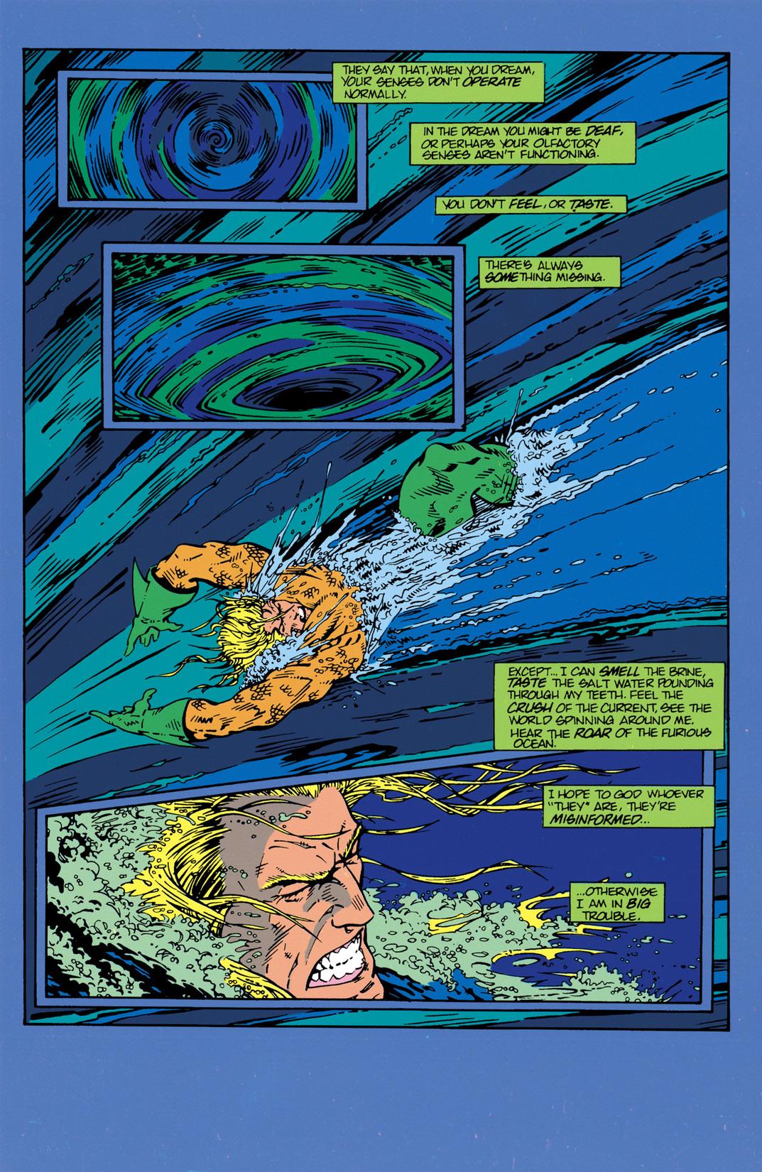 Read online Aquaman (1994) comic -  Issue #1 - 2