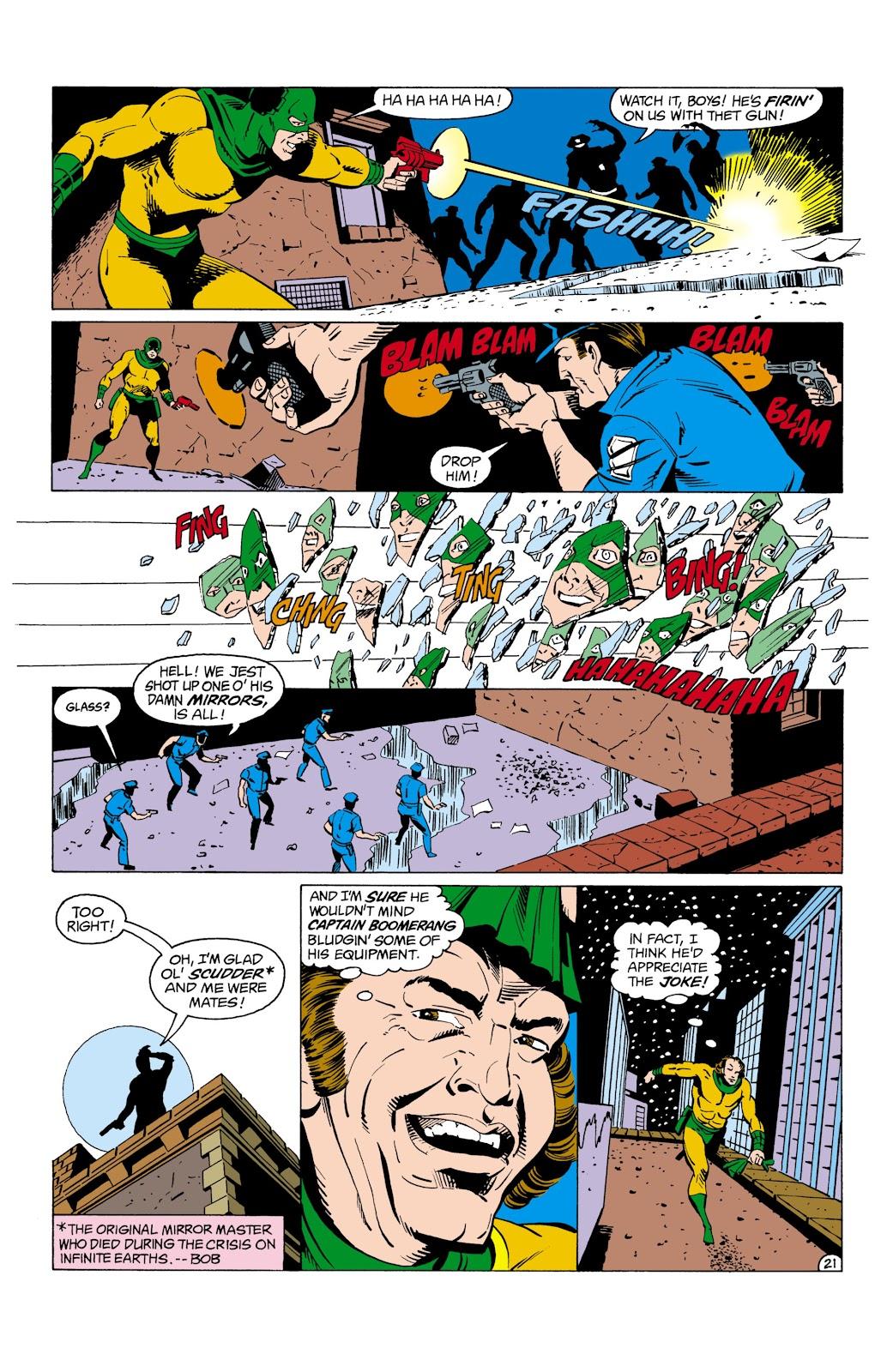 Suicide Squad (1987) Issue #8 #9 - English 22