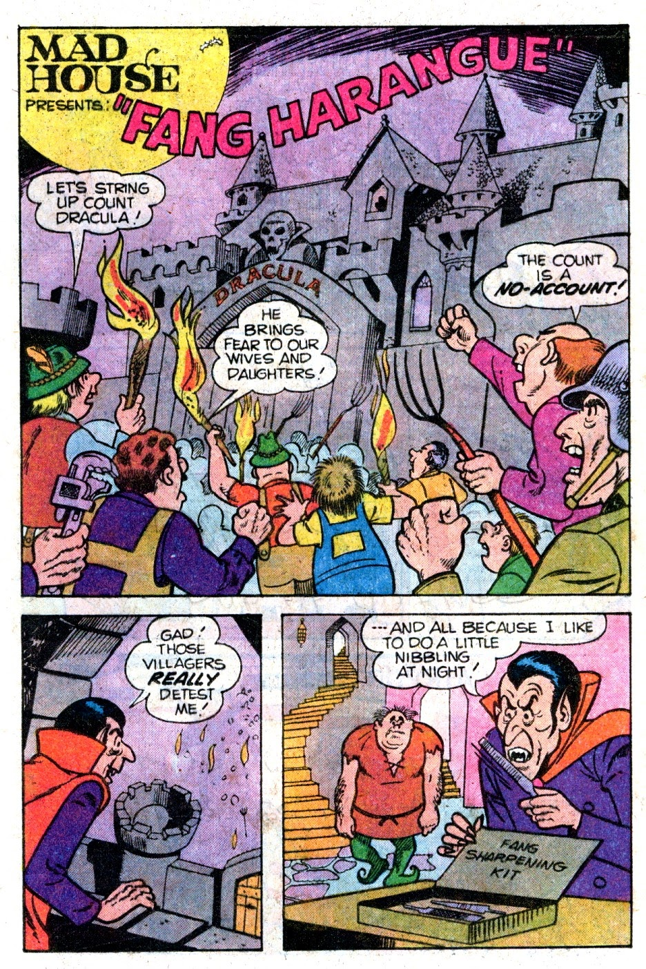 Read online Madhouse Comics comic -  Issue #119 - 13