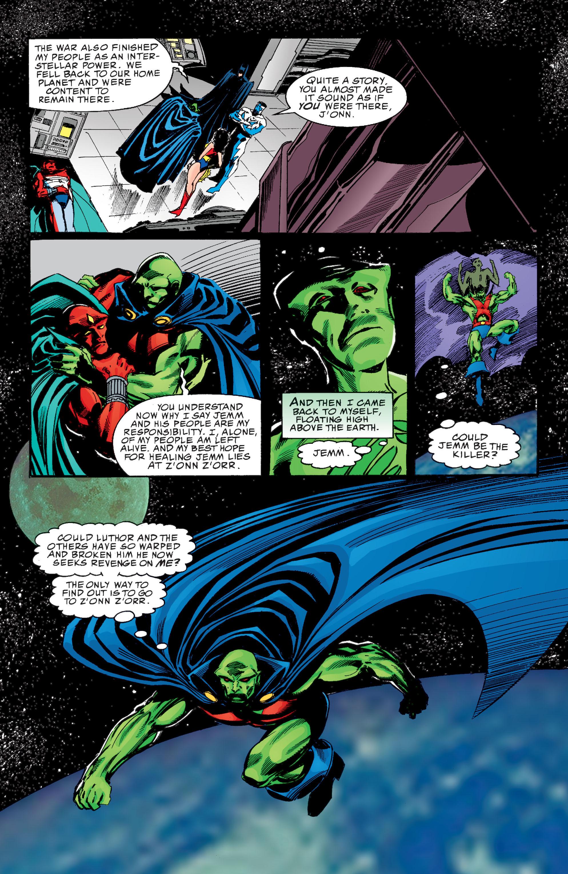 Read online Martian Manhunter: Son of Mars comic -  Issue # TPB - 112