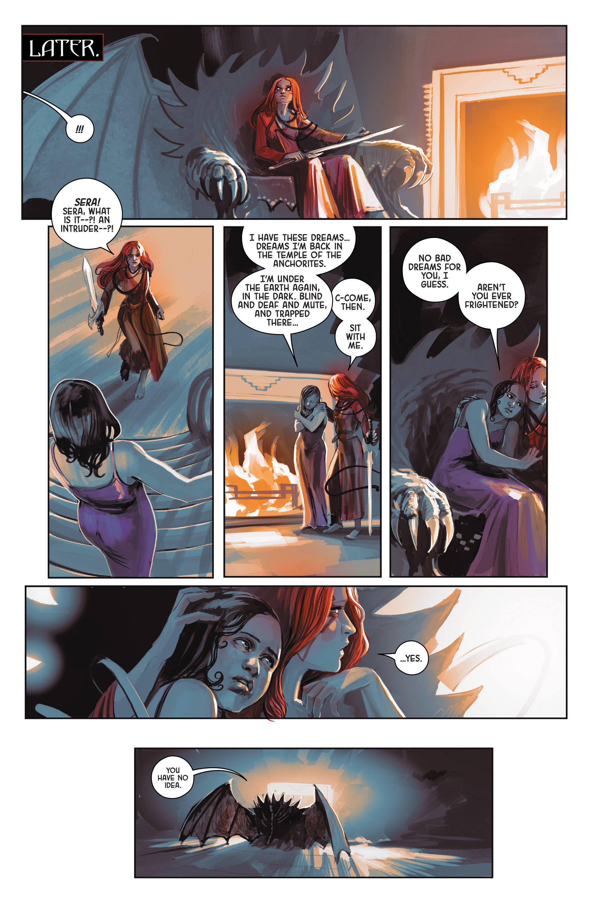Read online Angela: Queen Of Hel comic -  Issue #1 - 9