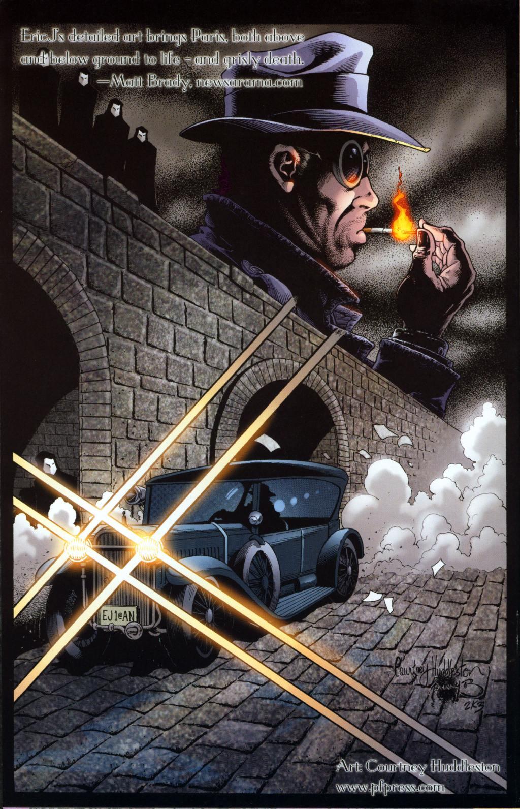 Read online Rex Mundi comic -  Issue #7 - 33