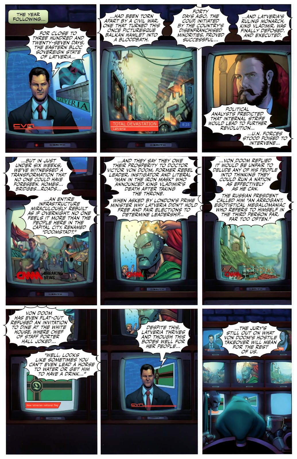 Read online What If? Secret Wars comic -  Issue # Full - 10