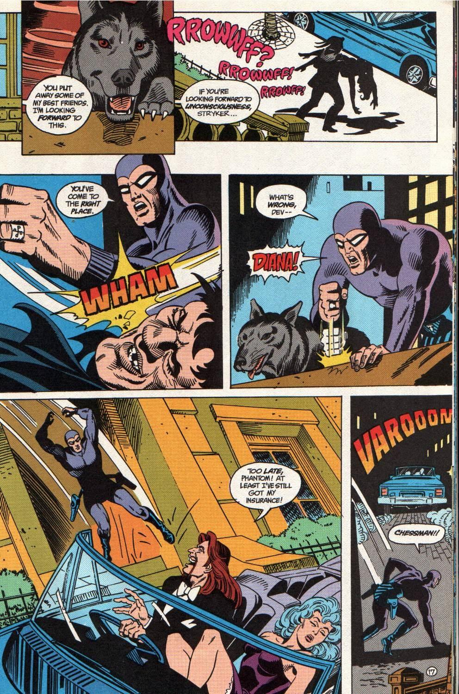 Read online The Phantom (1988) comic -  Issue #4 - 18