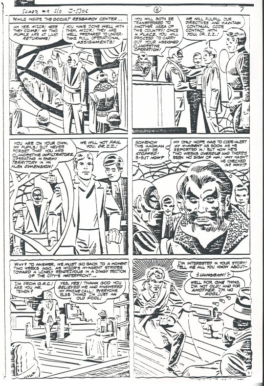 Read online Cancelled Comic Cavalcade comic -  Issue #2 - 93