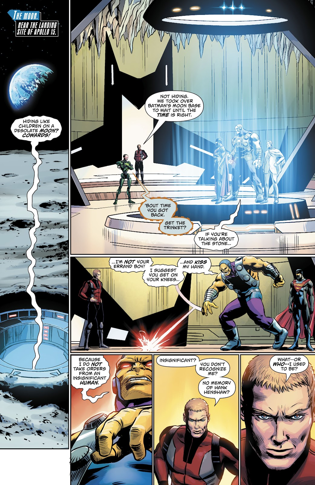 Read online Action Comics (2016) comic -  Issue #979 - 17