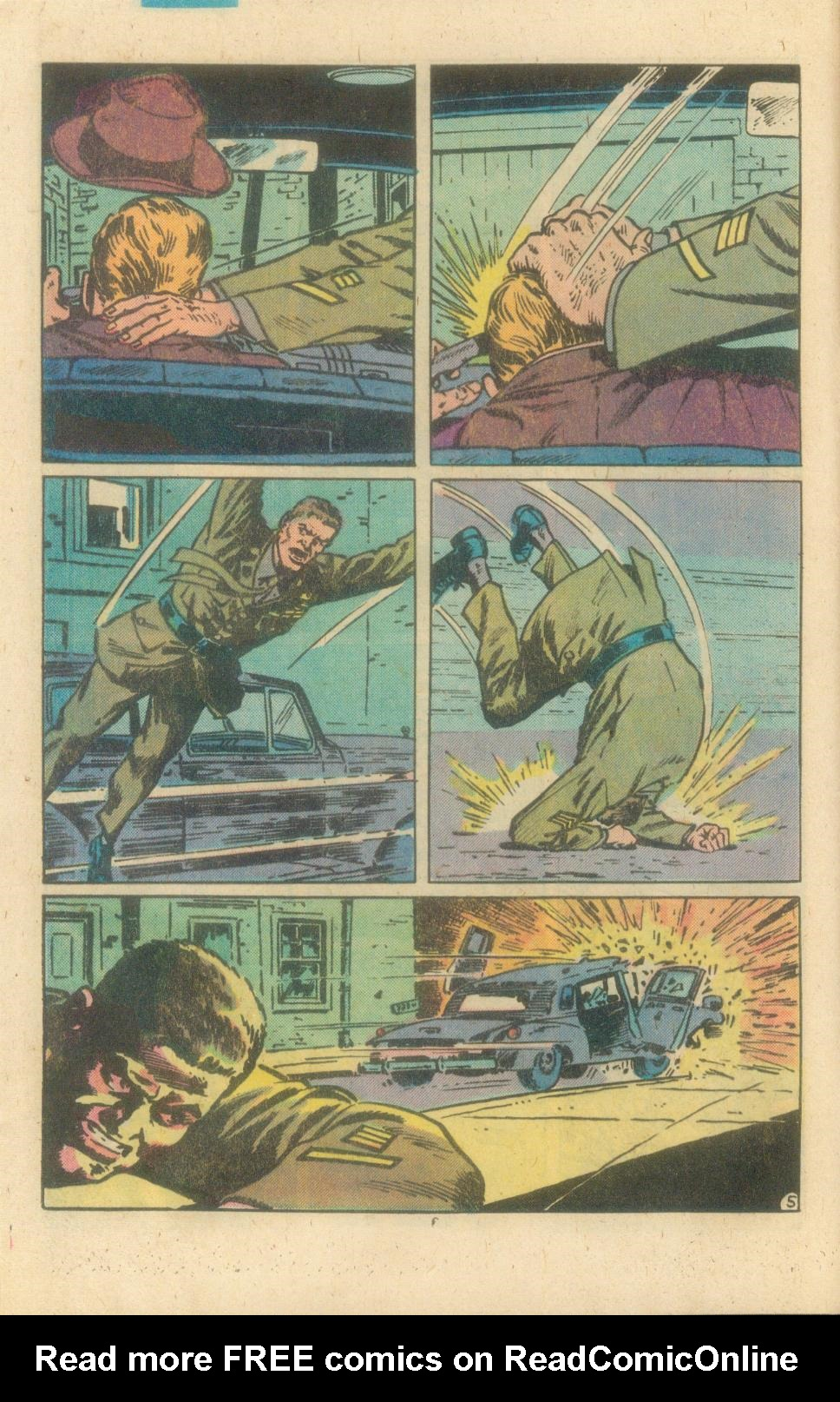 Read online Sgt. Fury comic -  Issue #162 - 8