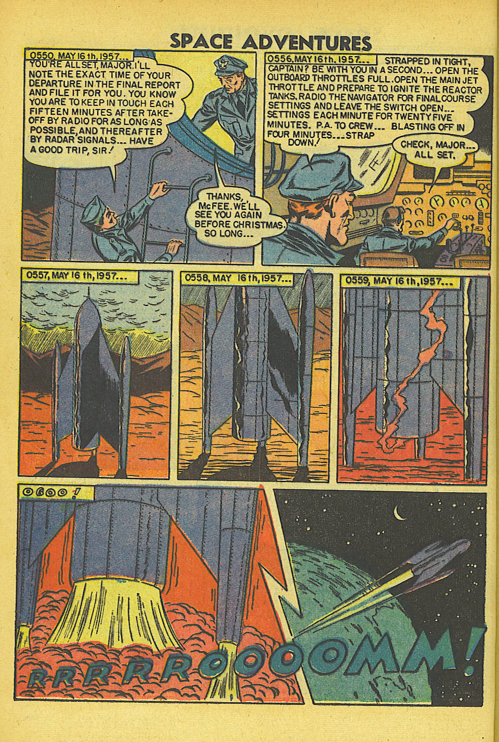 Space Adventures (1952) issue 5 - Page 7
