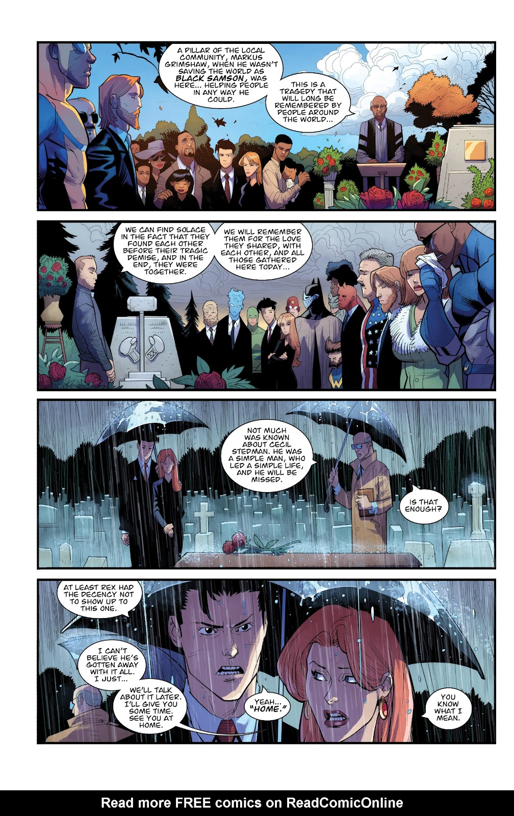Invincible (2003) issue TPB 21 - Modern Family - Page 34