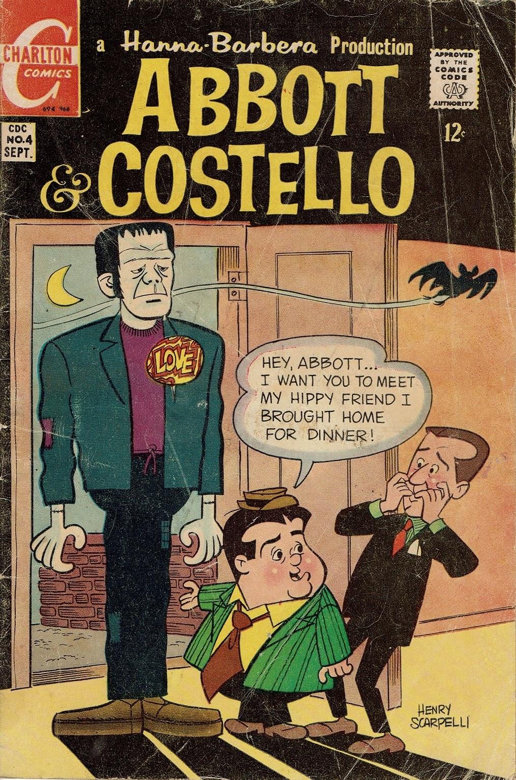 Abbott & Costello 4 Page 1